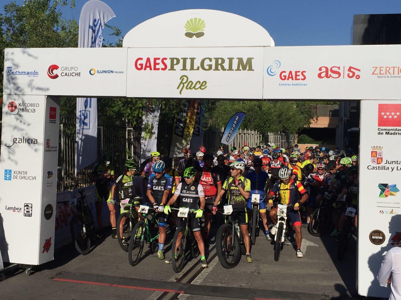 Salida GAE Pilgrim Race a Cercedilla