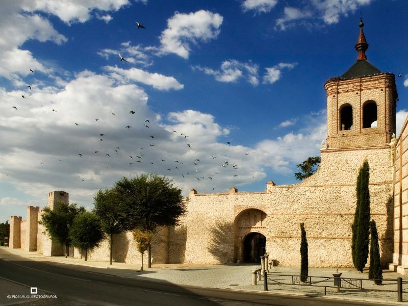 Etapa 2 gaes pilgrim race cercedilla olmedo pilgrim - Madrid olmedo ...