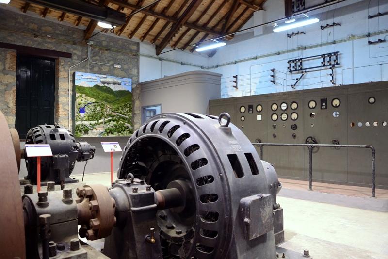 El Museo de la Fábrica de la Luz.