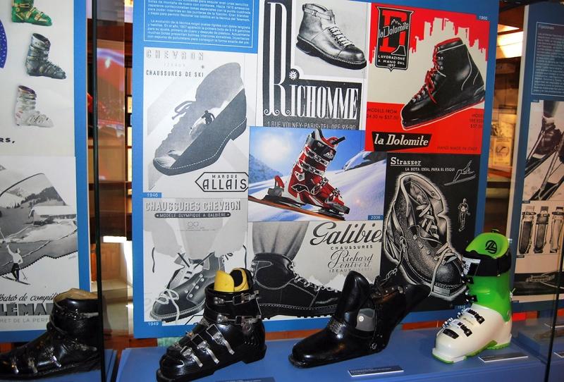 El Museo del Esquí muestra la evolución de este deporte alpino en todas sus facetas.